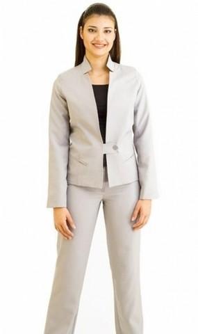 Calça de Uniforme Branca Pinheiros - Calça Branca Uniforme Cozinha