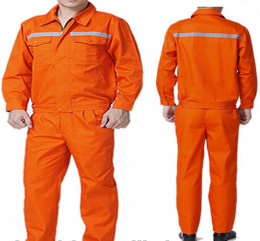 Calças de Brim Uniforme Engenheiro Goulart - Calça de Uniforme com Bolso Lateral