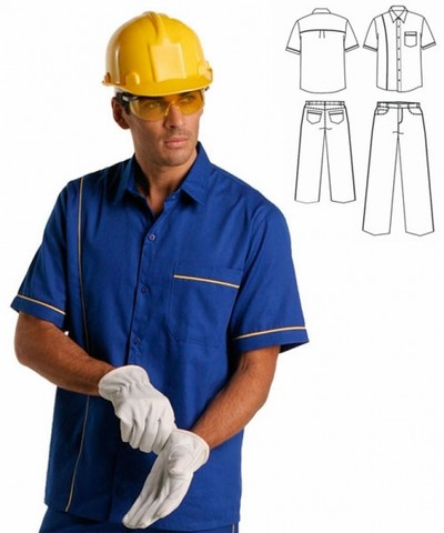 Camisa Brim Uniforme Preço Jardim Europa - Camisa de Uniforme de Trabalho