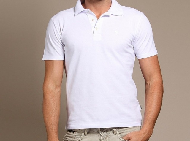 Camisa Polo Uniforme Branca Preço José Bonifácio - Camisa de Uniforme Polo