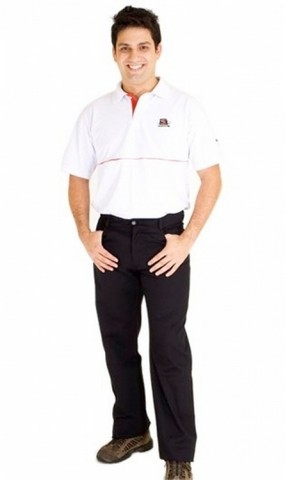 Camisas de Uniforme Bordada Jardim Everest - Camisa de Uniforme Polo