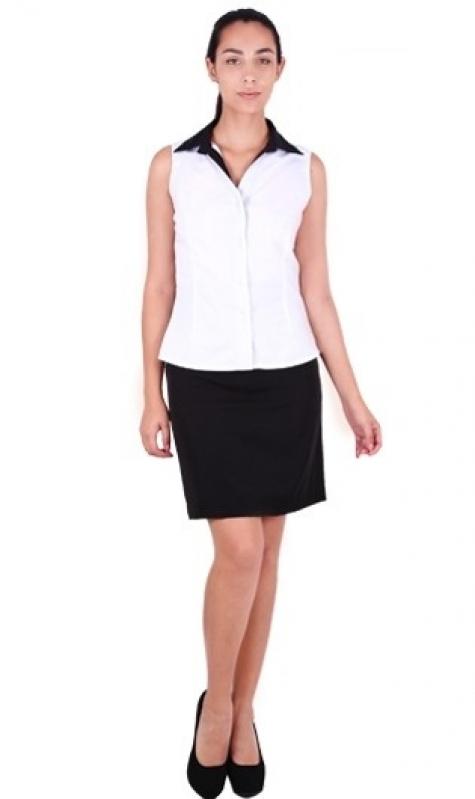 Camisas Uniformes Brancas Cidade Dutra - Camisa de Uniforme de Trabalho