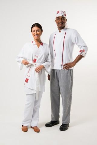 Onde Comprar Calça Branca Uniforme Cozinha Jd da Conquista - Calça de Uniforme Preta