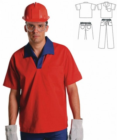 Onde Comprar Calça de Uniforme em Brim Piqueri - Calça de Uniforme com Bolso Lateral