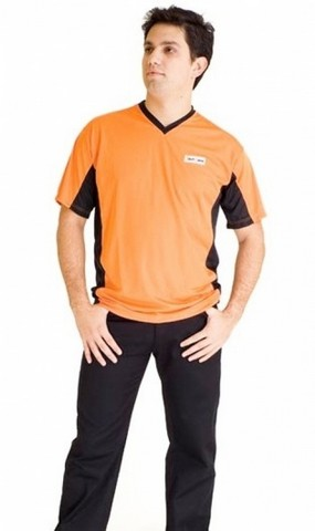 Onde Encontro Camisa de Uniforme Bordada Cantareira - Camisa de Uniforme de Trabalho