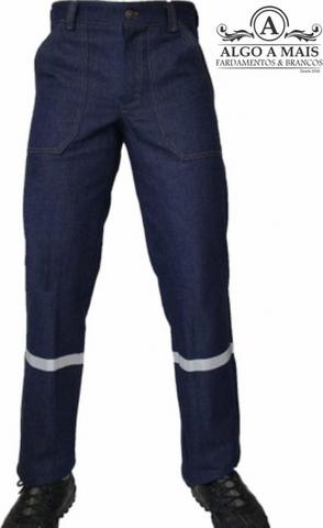 Onde Vende Uniforme Profissional Calça Jeans Engenheiro Goulart - Uniforme Profissional de Limpeza