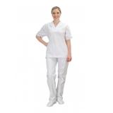 calça branca uniforme cozinha preço Jardim Ângela