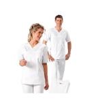 calça branca uniforme cozinha Cidade Patriarca