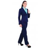 calça de uniforme feminino Suzano