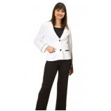 calça de uniforme preta Tucuruvi