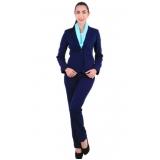 calças de uniforme feminino Francisco Morato