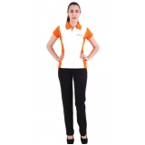 camisas de uniforme polo Francisco Morato