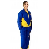 farda e uniforme personalizado preço Jockey Clube