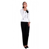 onde comprar calça de uniforme feminino São Vicente
