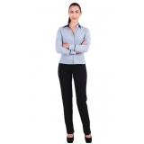 onde comprar uniforme executivo feminino personalizado Instituto da Previdência