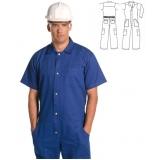 onde encontro camisa brim uniforme Higienópolis