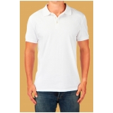 onde encontro camisa polo uniforme branca Bertioga