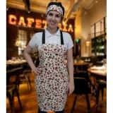 onde encontro uniforme profissional cafeteria Arujá