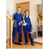 onde encontro uniforme profissional de limpeza Limão