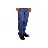 onde vende calça de brim uniforme Sorocaba