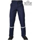 onde vende uniforme profissional calça jeans Jardim Everest