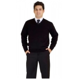 uniforme administrativo masculino preço Vila Carrão