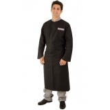 uniforme chef personalizado preço Marília