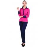uniforme executivo feminino personalizado preço Cidade Jardim