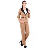 uniforme executivo feminino preço Paulínia