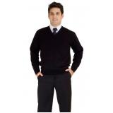 uniforme executivo personalizado masculino preço São Sebastião