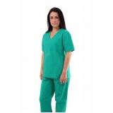 uniforme hospitalar administrativo Anália Franco