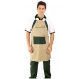 uniforme para atendente de padaria Vila Curuçá