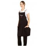 uniforme para buffet preço Rio Claro