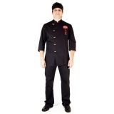 uniforme para cozinha Jockey Clube