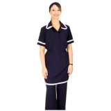 uniforme para cozinheira Atibaia