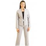 uniforme para empresa Santo André