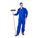 uniforme para serviço de limpeza São Lourenço da Serra