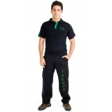 uniforme profissional camisa polo Serra da Cantareira