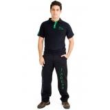 uniforme profissional camisa polo Sorocaba