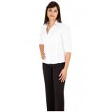 uniforme social para empresa Jandira