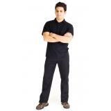 uniformes administrativos masculino Vila Endres