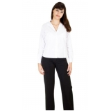 uniforme administrativo feminino