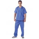 uniforme hospitalar administrativo