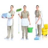 uniforme serviço de limpeza