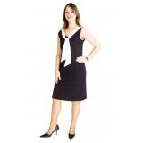 uniforme executivo vestido