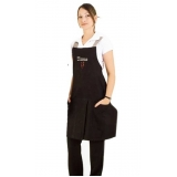 uniformes para auxiliar de limpeza Marília