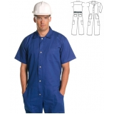 uniforme industrial personalizado