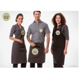 uniformes profissionais cafeteria Rio Pequeno