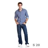 uniformes profissionais calça jeans Jardins