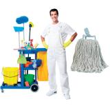 uniformes profissionais de limpeza Vila Esperança